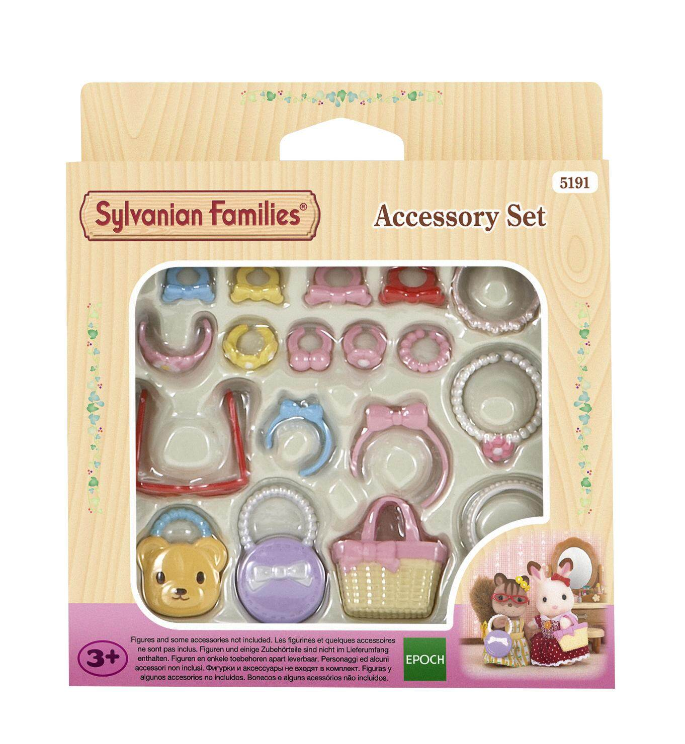 Sylvanian Families Accessory Set 5191 By Epoch Blooming Toys Sdn Bhd.