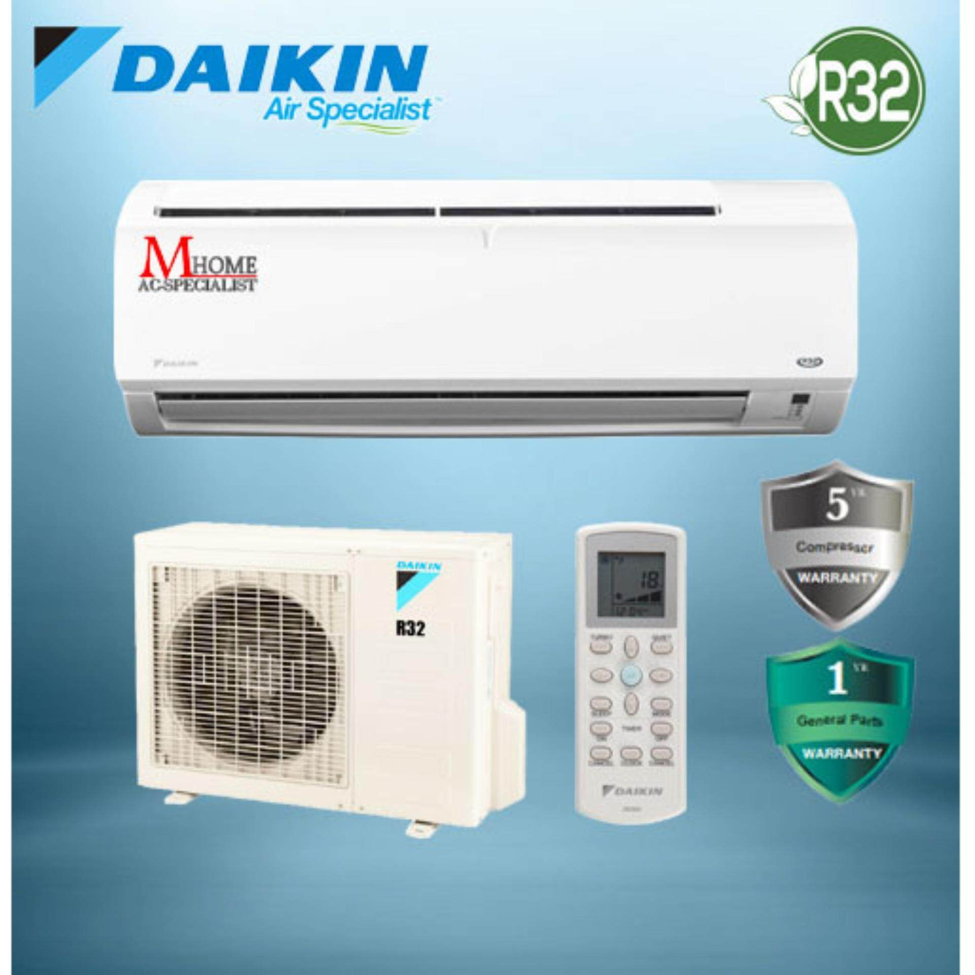 Daikin Air Conditioner Specifications Malaysia Sante Blog