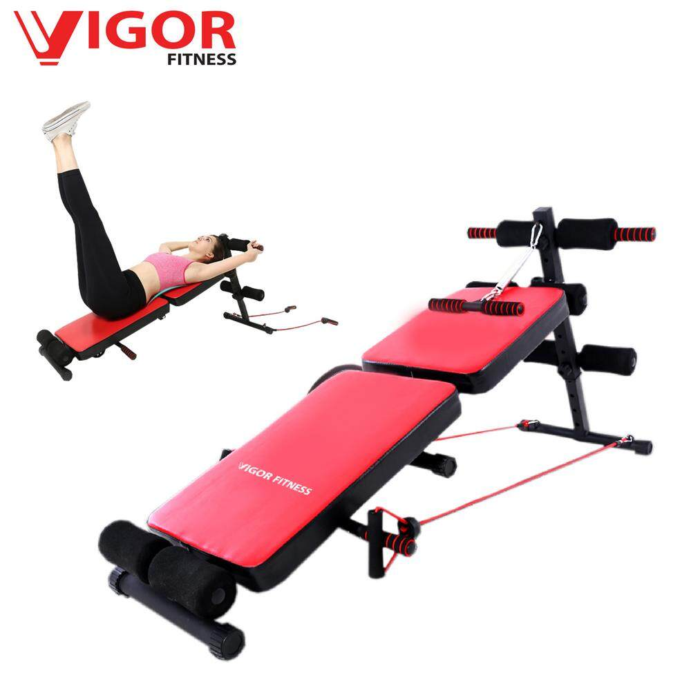 Multifunction Foldable Sit Up Bench By Gym Store.
