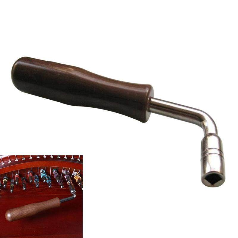SYS Piano Tuner Spanner Guzheng Square Shape Tip Tuning Hammer Wrench Tool L-shape Malaysia