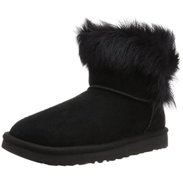 fa27780b24c UGG Womens Milla Boot, Black, US
