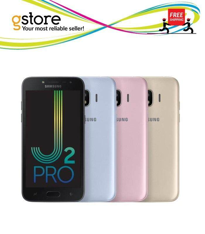 Samsung Galaxy J2 Pro 16GB ROM 15GB RAM Original Malaysia Set