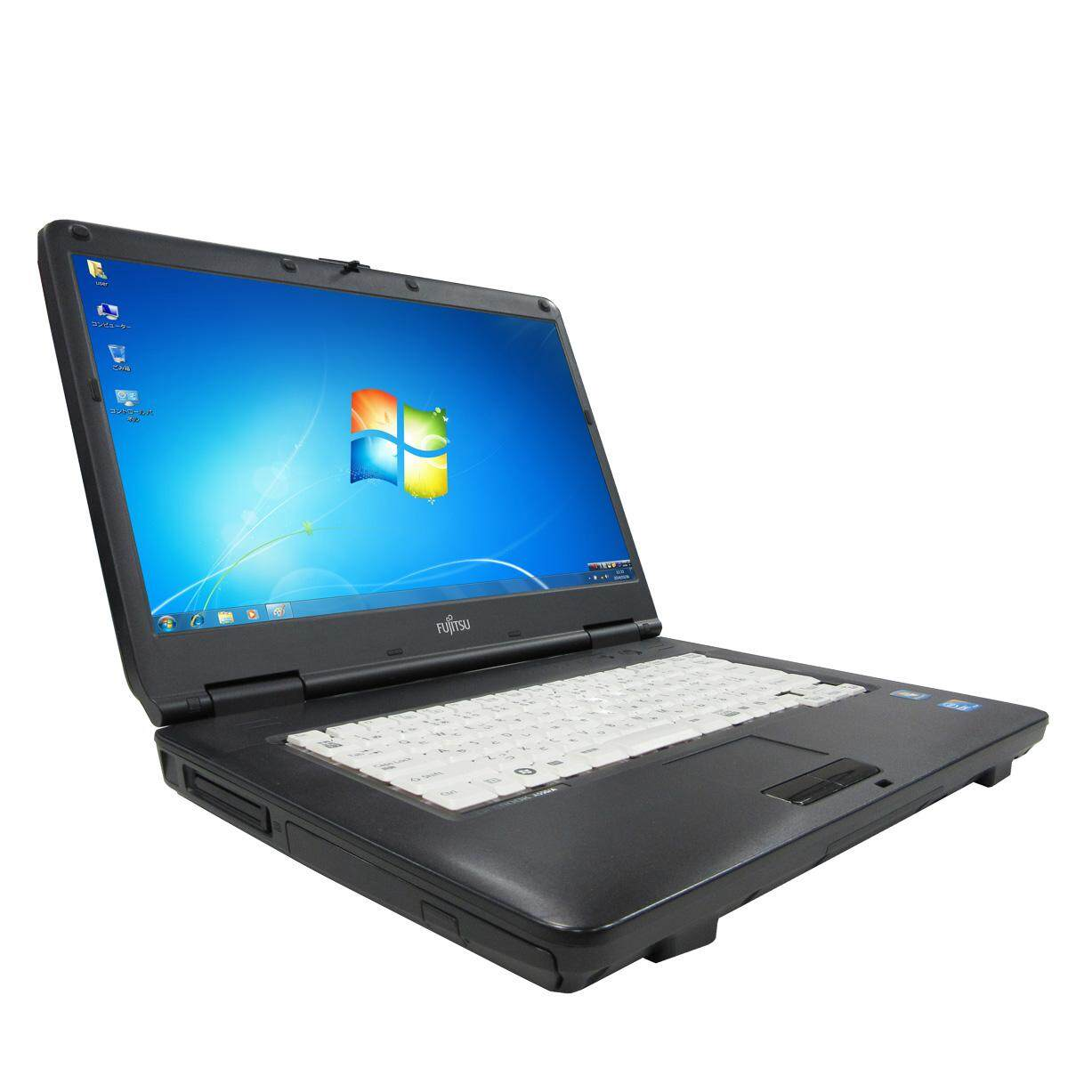 (REFURBISHED)FUJITSU LIFEBOOK A550 / INTEL CORE I5 - 1ST GENERATION / 4 GB DDR3 RAM / 160 GB SATA HDD / 15.6 INCH LCD / 1 YearWarranty, Free Mouse Malaysia