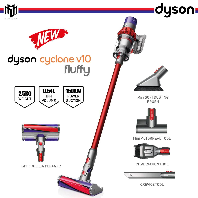 Dyson V10 Cyclone Fluffy Vacuum Cleaner