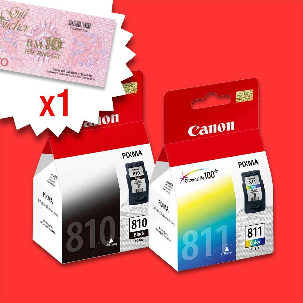 Sell Canon 811 Original Cheapest Best Quality My Store Catridge Cl811 Cl Katrid Ip2770 Mp237 Mp245 Mp258 810 Ink Setmyr178 Myr 188