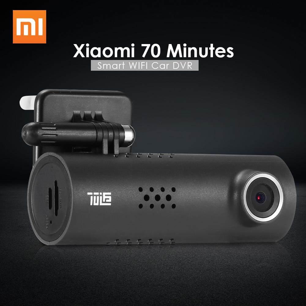 1080P Full HD WIFI CAMERA Xiaomi 70 Minutes Smart WiFi Car DVR Voice Control