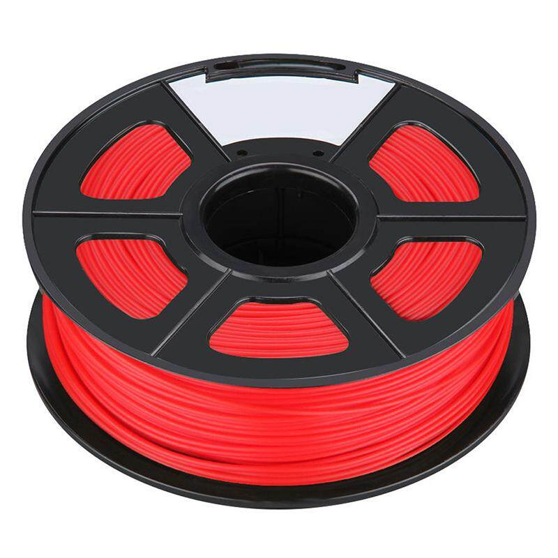 Professional Filament 3D Printing Materials Spool of 3D Filament ABS 1Kg With NO Air Bubbles for RepRap MakerBot Ultimaker etc (3.00mm, Red)