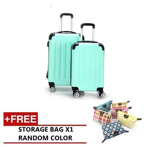 Travel X Pavesi Series Hard Case Luggage Set 20+24 Inches By Express D.