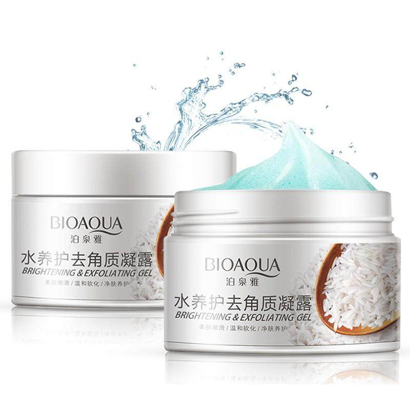 Bioaqua Oil-Control Hydrate Exfoliating Face Scrub Gel By Glamhouse.