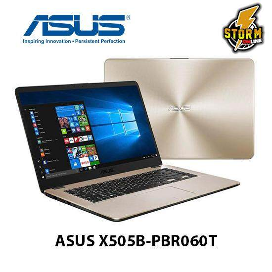 Asus Vivobook X505B-PBR060T 15.6 Laptop/ Notebook (A9-9420, 4GB, 1TB, AMD R5 M420, W10H) Malaysia