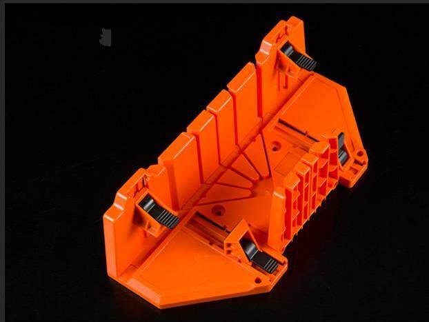 Millionhardware - 14inch 45 Degree 90 Degree Multi-Functional Miter Box / Mitre Box / Miter Saws Box Cabinet Woodworking Tool By Million Machinery Hardware Sdn Bhd.