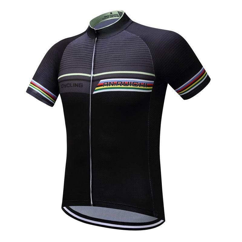 Summer Cycling Jerseys Men s Team cycling Wear Short Sleeve Bike Jersey  Team Racing Dress Biking Clothing eba62b48a
