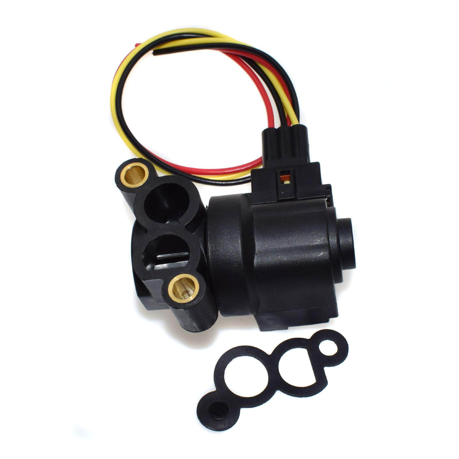 New Idle Air Control Valve Control 12482707 W// Pigtail Harness For GMC Pontiac