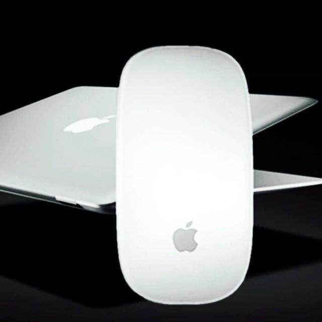 Apple Bluetooth Mouse Laptop Mouse Touch Mouse Computer Peripheral Accessories Mouse Malaysia