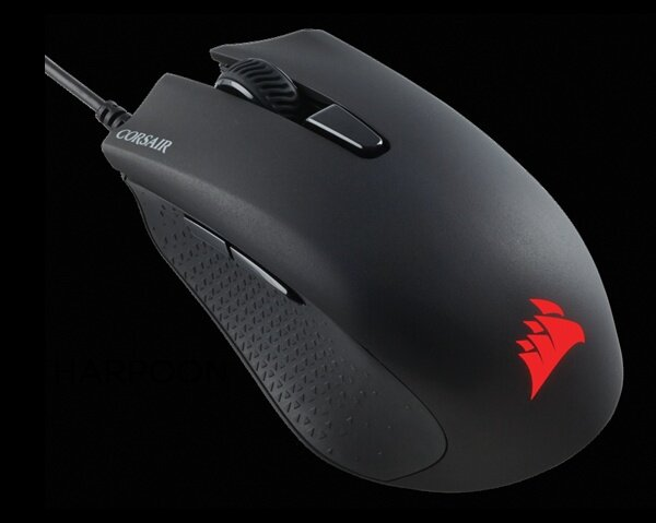 7a2e7df8715 Product details of # CORSAIR HARPOON RGB Gaming Mouse #