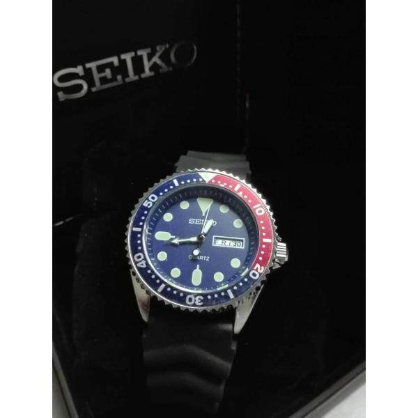 SEIKO_Watch For Unisex With Box Malaysia