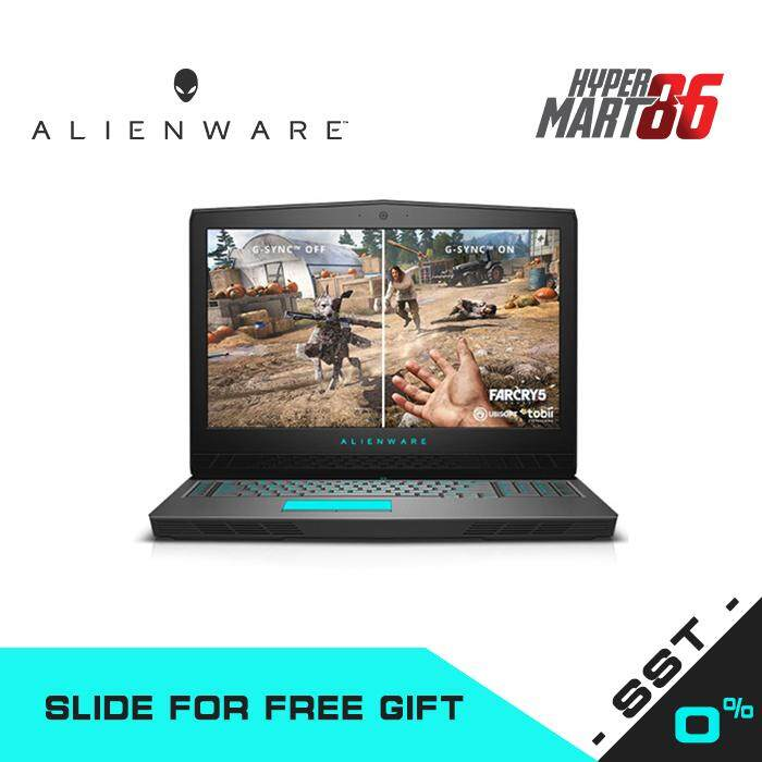 [GAMING SERIES][SPECIAL PRICE]Dell Alienware CA17-8716126G Gaming Notebook (17 Inch/Intel I7/16GB/1TB+256GB/GTX1060 6GB) Malaysia