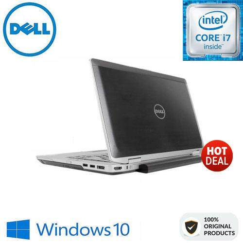 DELL LATITUDE E6330 ( CORE i7 ) 13 INCH BUSINESS LAPTOP SUPERDUTY [ORIGINAL REMANUFACTURED] Malaysia