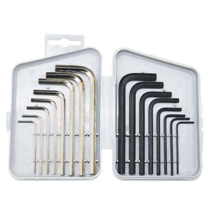 ProsKit HW-0221 16pcs Hex Key Wrench Set