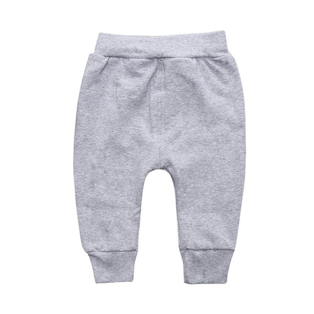 f16bcd11710 Tideshop Toddler Children Trousers Baby Girls Boys Solid Pencil Pants Warm  Pants Leggings
