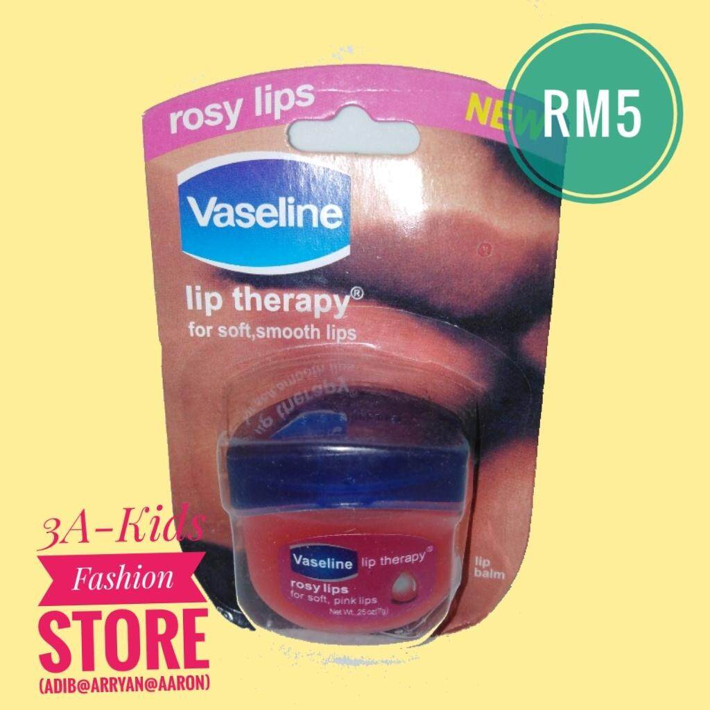 Lip Balm And Treatment Buy At Best Price In Vaseline Therapy Rosy Lips Pink