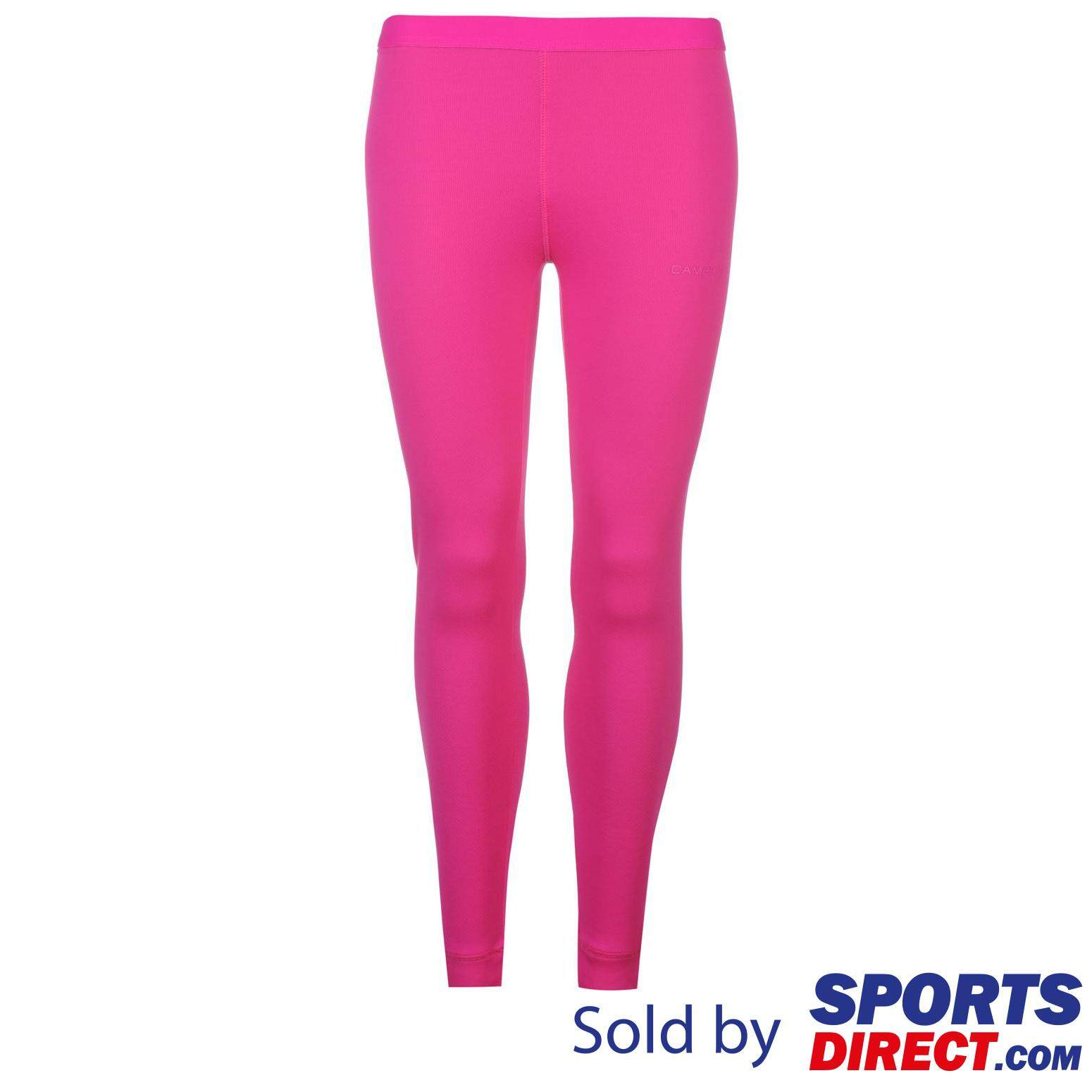 Campri Baselayer Pants Ladies (pink) By Sports Direct Mst Sdn Bhd.