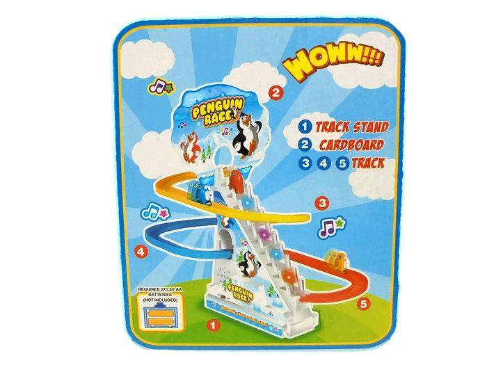 Penguin Race Track Series ( Medium ) By Jh96 Eshop