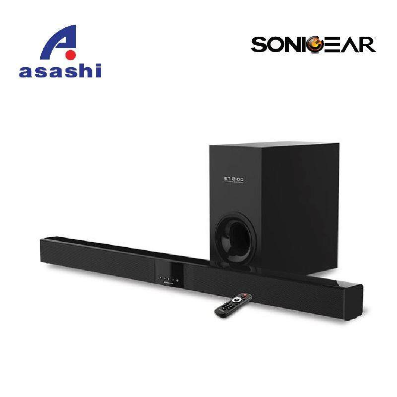 SonicGear BT2100 SoundBar Speaker with Bluetooth Malaysia
