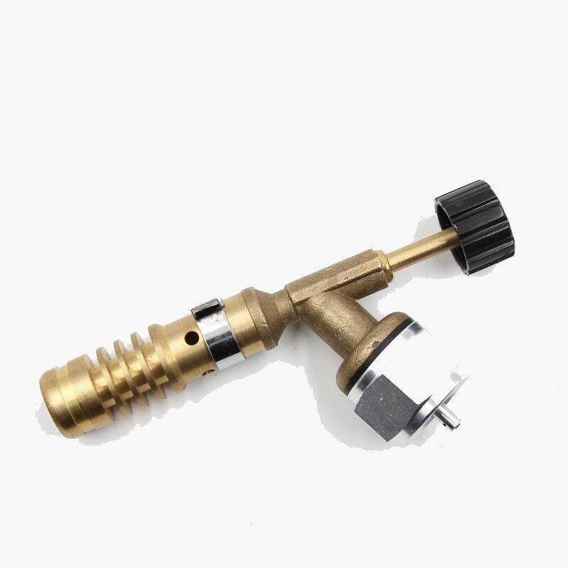 Mapp Gas Torch Brazing Solder Propane Welding Plumbing