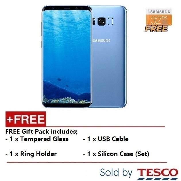 Samsung Galaxy S8+ 4GB / 64GB (Blue)  (Samsung Malaysia Warranty)