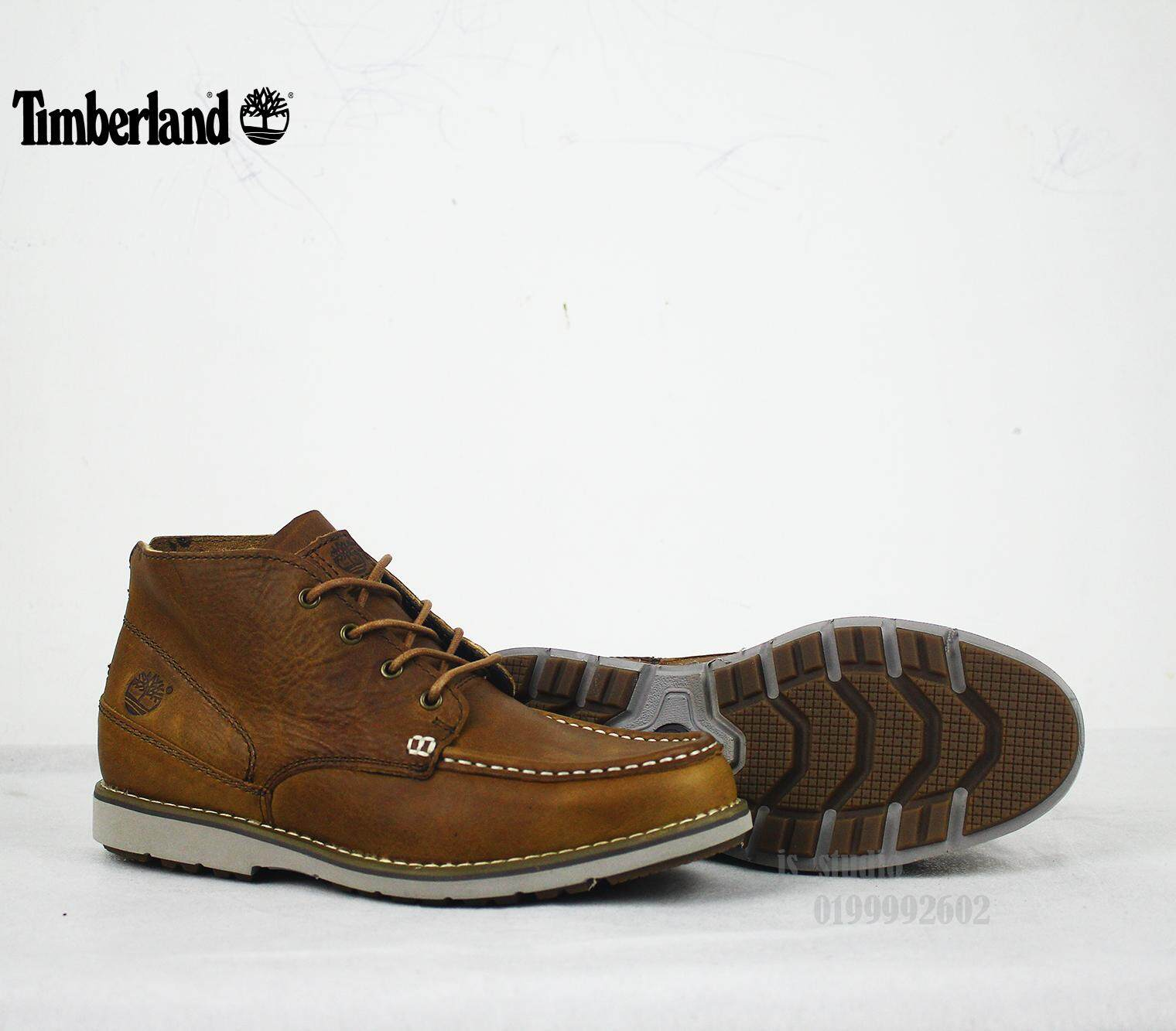 7f72029d900 Buy Timberland Men's Ankle Boots at Best Price In Malaysia | Lazada