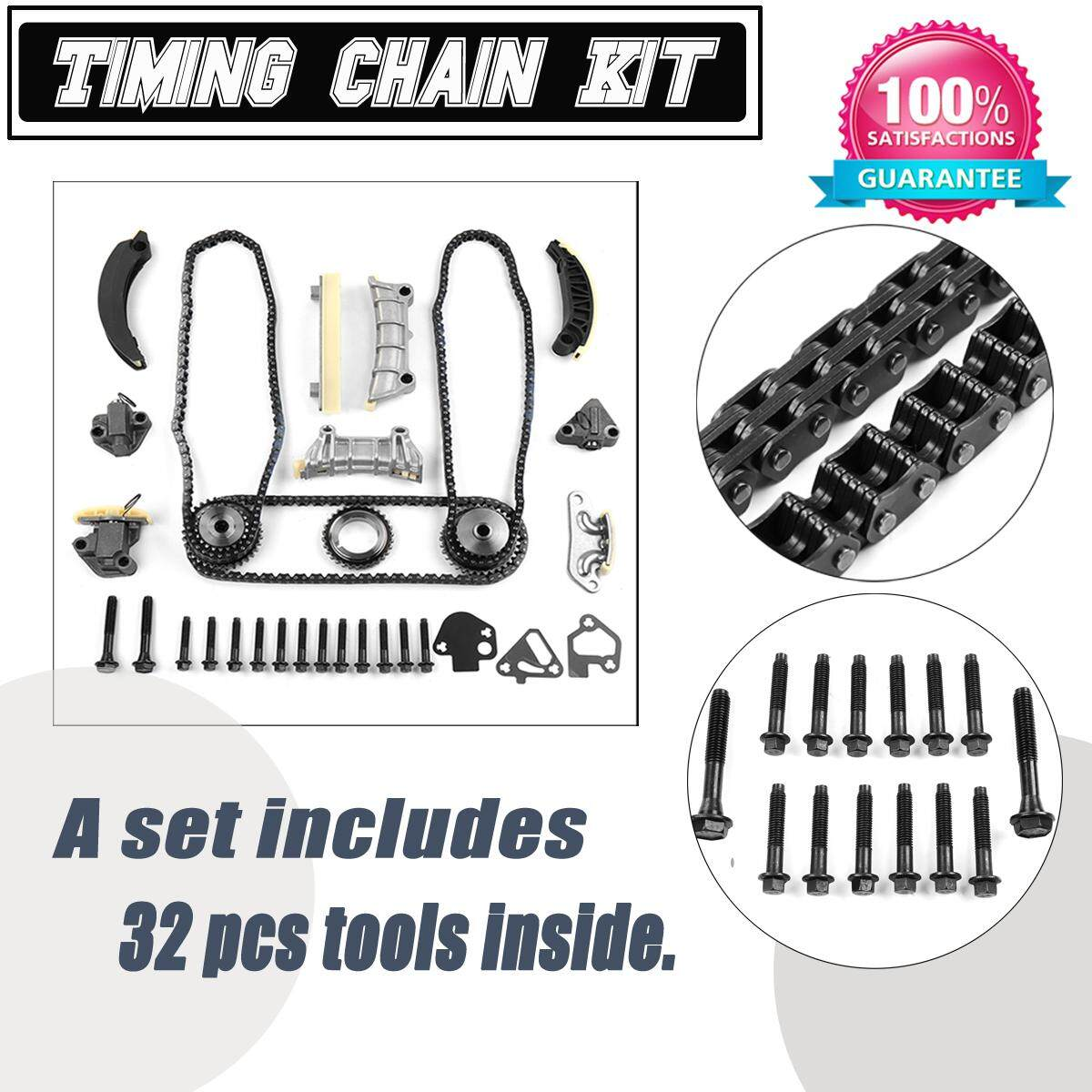 Timing Chain Kit For GM Holden Commodore VZ VE Alloytec LY7 LLT 3 6L V6  w/Gears