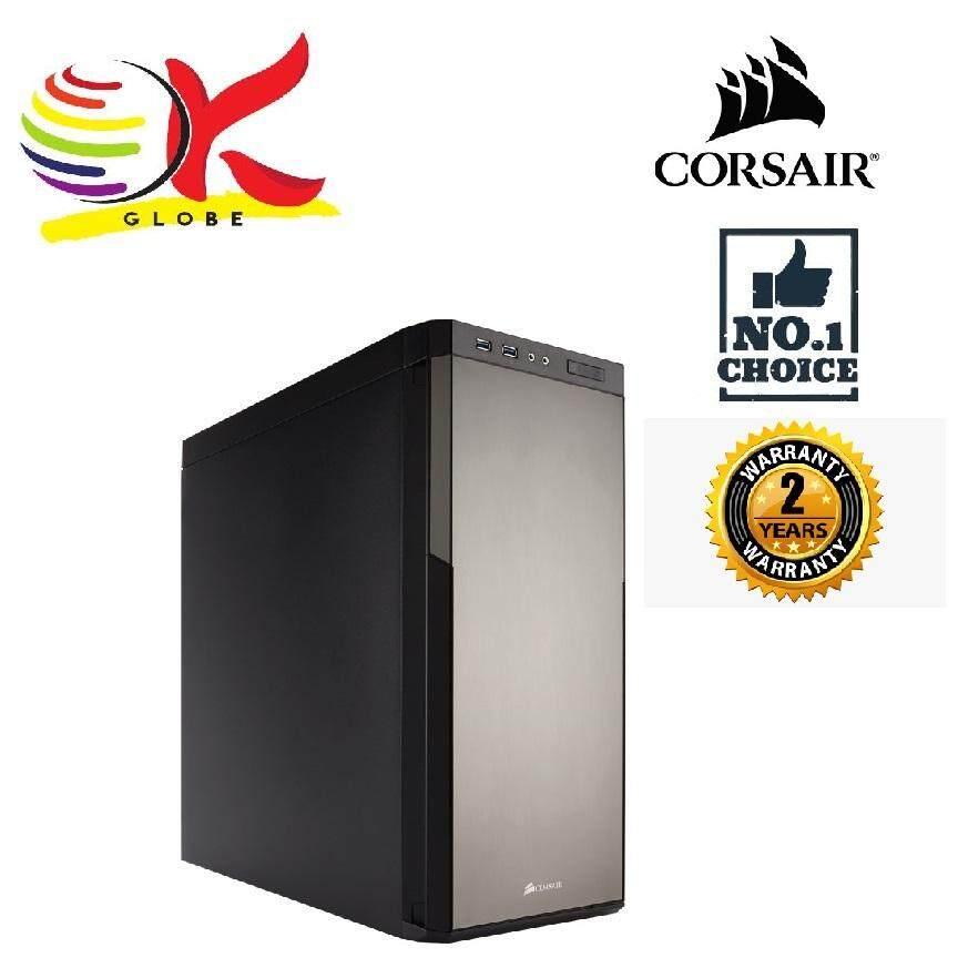 CASING CORSAIR ATX CARBIDE 330R TITANIUM (CC-9011071-WW) Malaysia