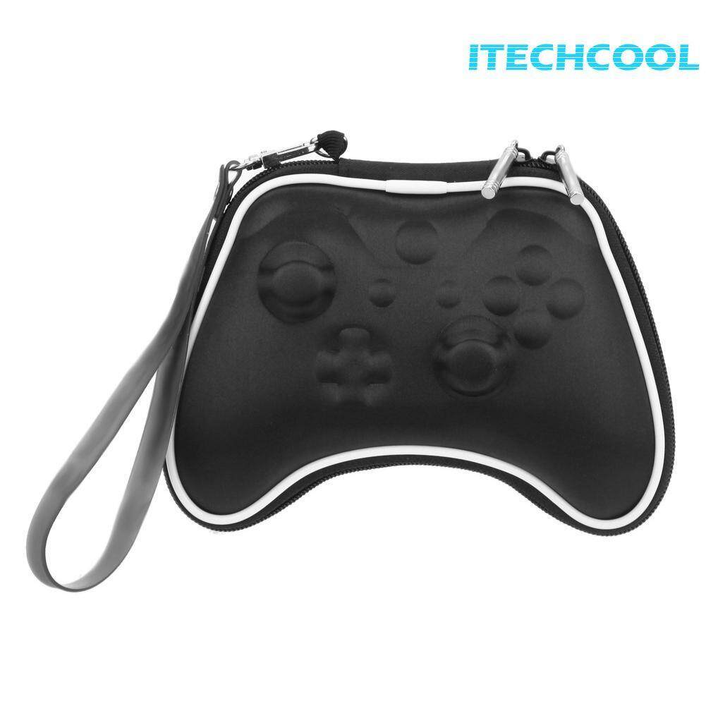 Protective Pouch Bag Case Hard Storage Pack For Xbox One Game Controller By Itechcool.