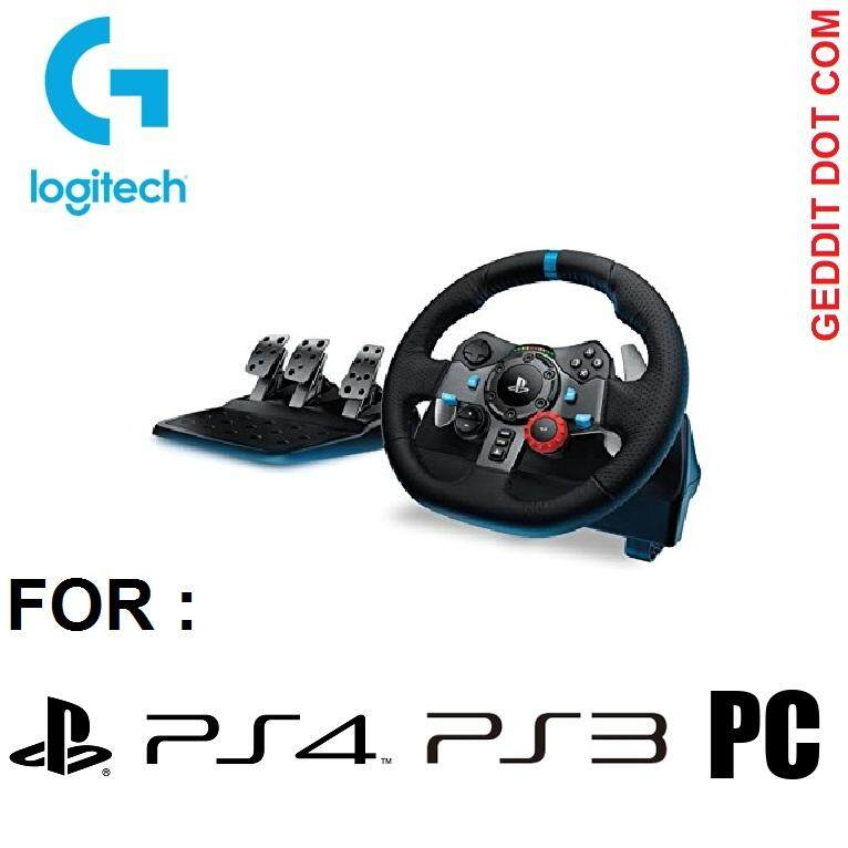 Logitech G29 Driving Force Racing Wheel Malaysia