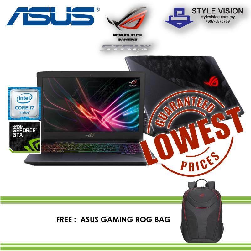 Asus ROG GL503V-DGZ404T  15.6  I7-7700HQ  4GB  128G+1TB GTX1050-4GBGDDR5  W10 Malaysia