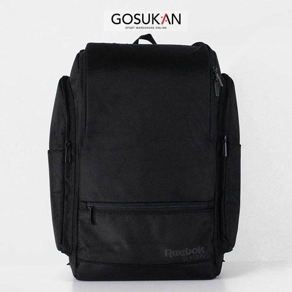 3701f0b9ee49 Reebok Classic Square Backpack - Grey (AF0572)  R18.2