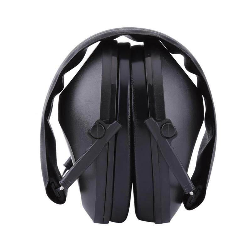 Noise Reduction Acoustic Earmuffs Hearing Protection Ear Defenders for Working Shooting