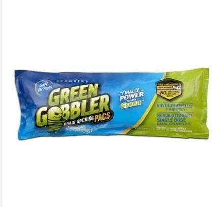 (malaysia Official)green Gobbler Drain Cleaner/ Drain Opener/sink/drain Cleaner / Clog Remover Single Pack By Official Green Gobbler Malaysia.