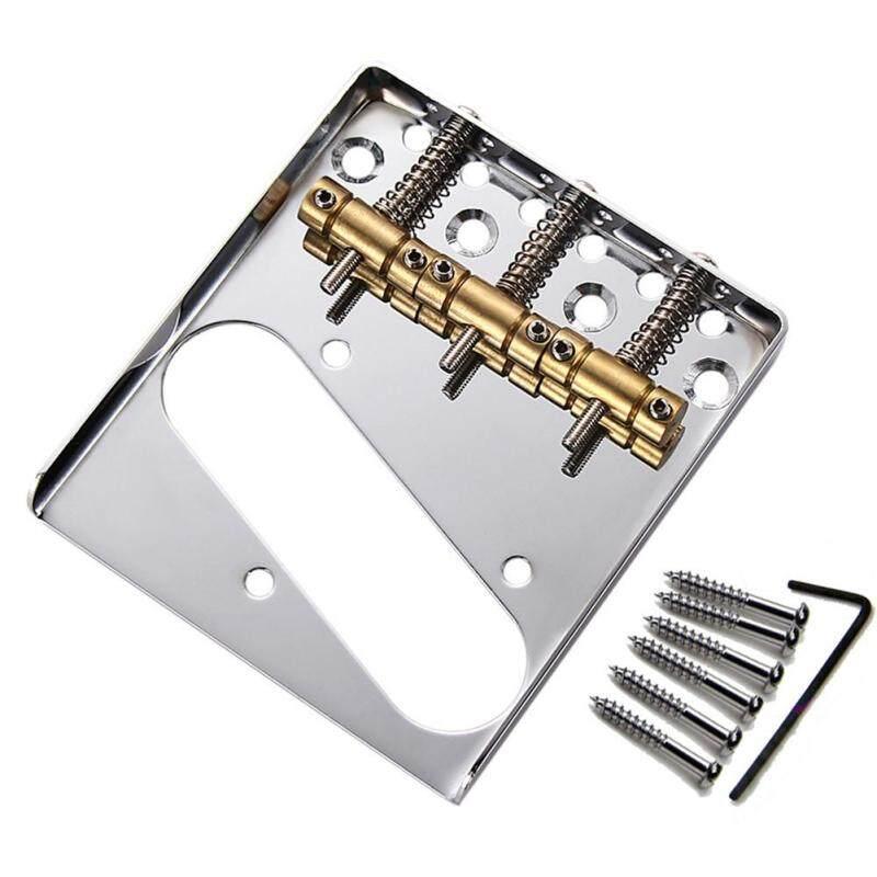 YANYI 3 TL Saddle Ashtray Saddle Bridge with Screws for Fender Telecaster TELE Electric Guitar Malaysia