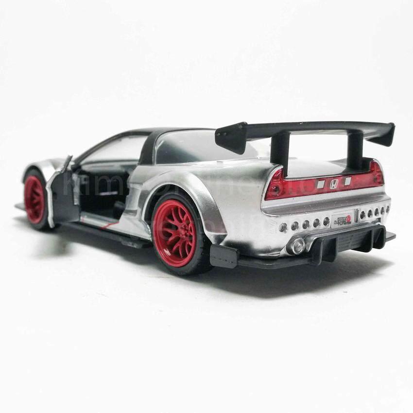 Jada 1:32 JDM Tuners Die-Cast 2002 Honda Acura NSX Type R