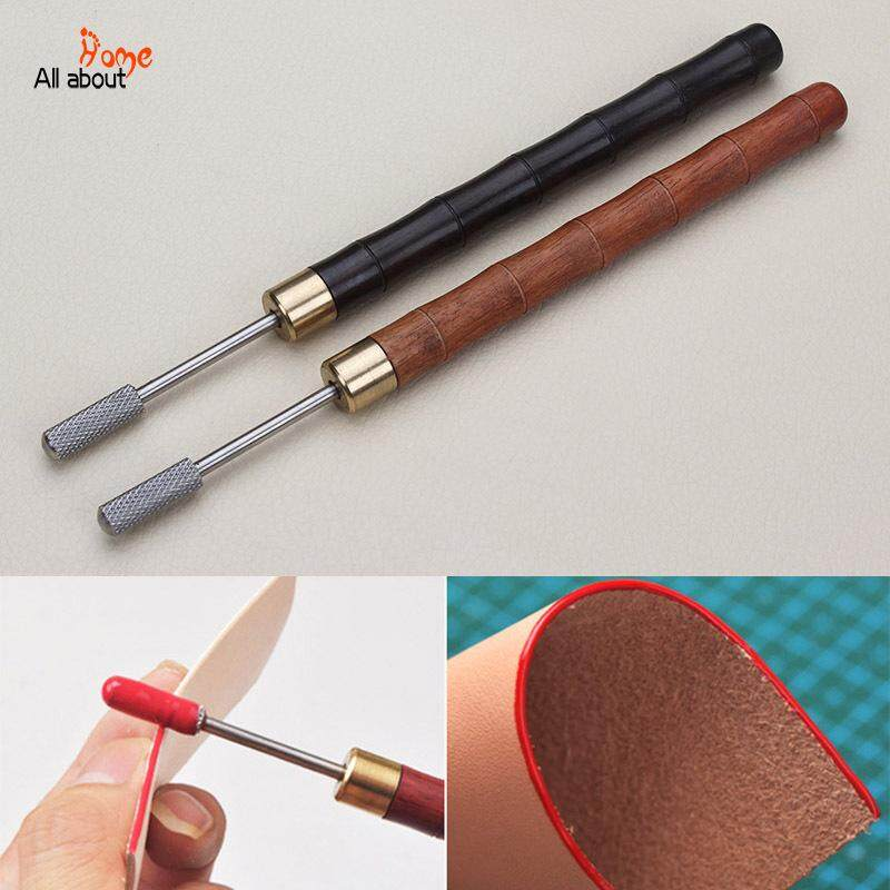 ABH 1pcs DIY Leather Craft Edge Oil Treatment Tool Roller Pen Oil Painting Accessories Tool