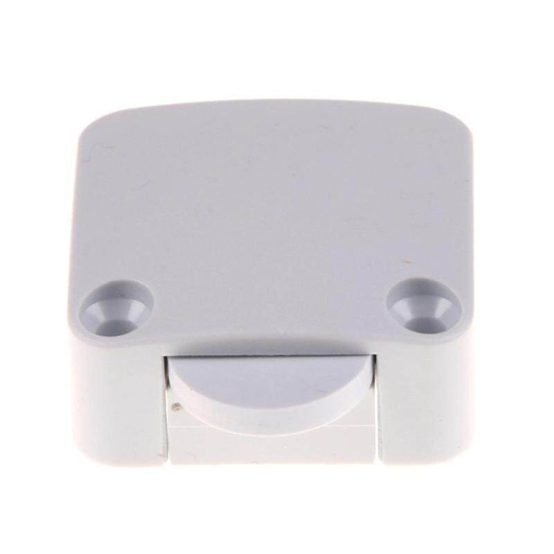 Wardrobe Cabinet Light Automatic Reset Switch Push-Pull Door 202a White