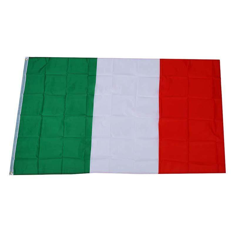 Large 90x150cm 5 X 3FT National Supporters Sports Olympics Flags With Grommet - Italian flag