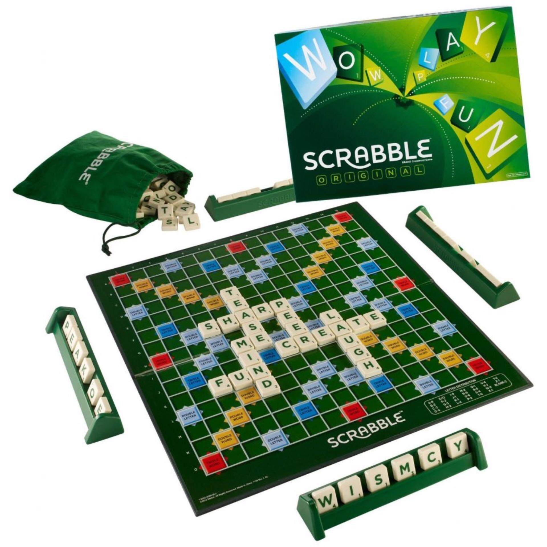Scrabble Buy Scrabble At Best Price In Malaysia Lazada