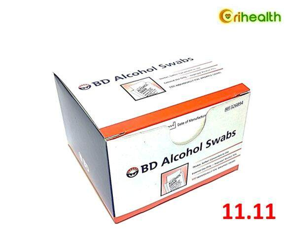 Alcohol Swabs 100S BD