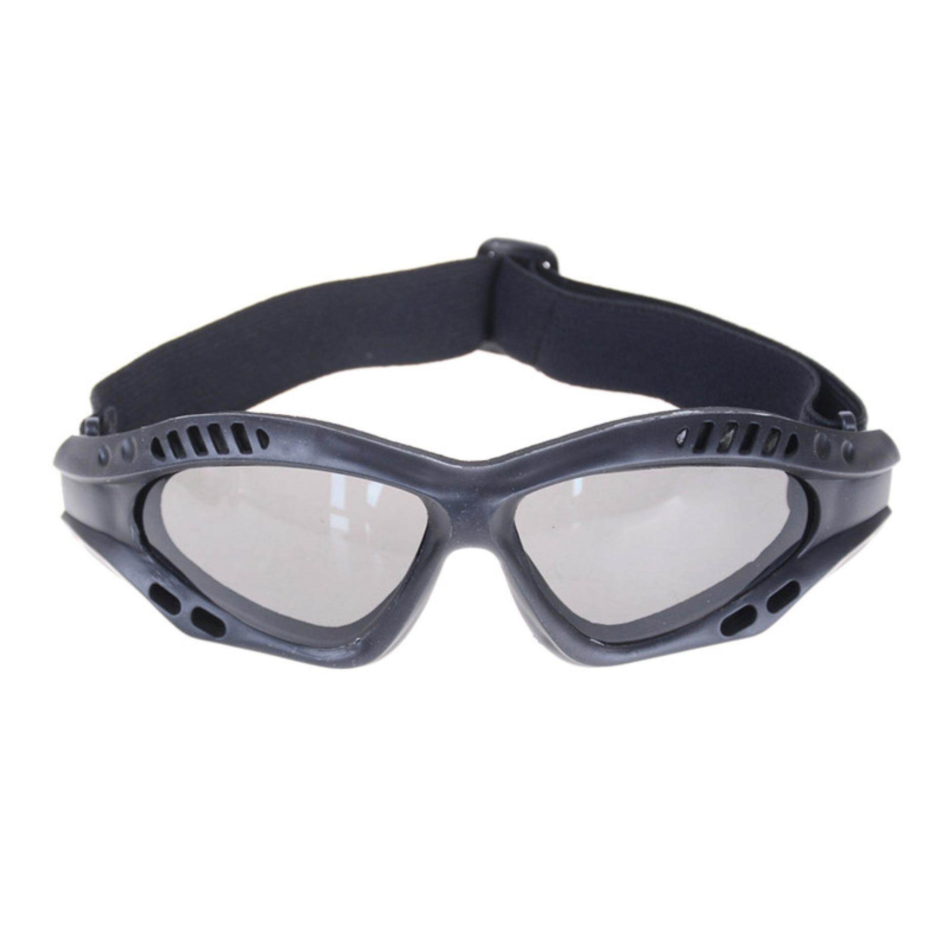 Vegoo Protection Glasses Anti-Shock Windproof Glasses Dust Tactical Safety Glasses