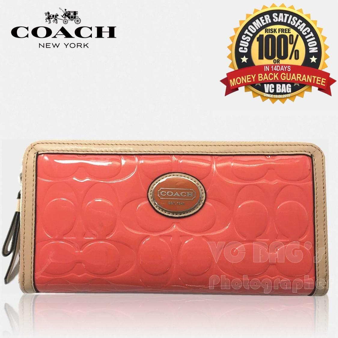 3ec89af0a208 Coach Women Wallets price in Malaysia - Best Coach Women Wallets ...