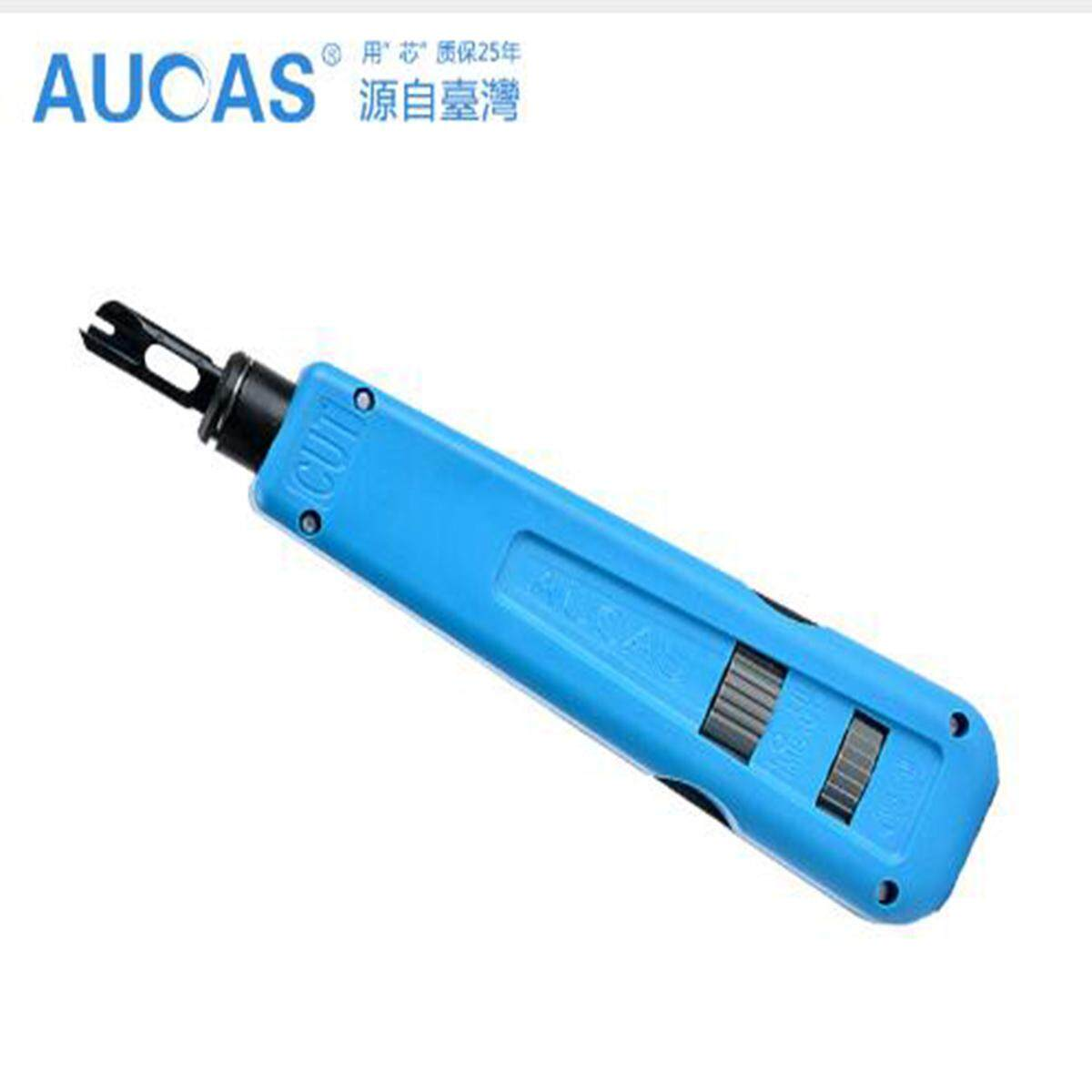 Aucas Network Cable Impact Krone Tool Module Block Insertion Punch Down Tool