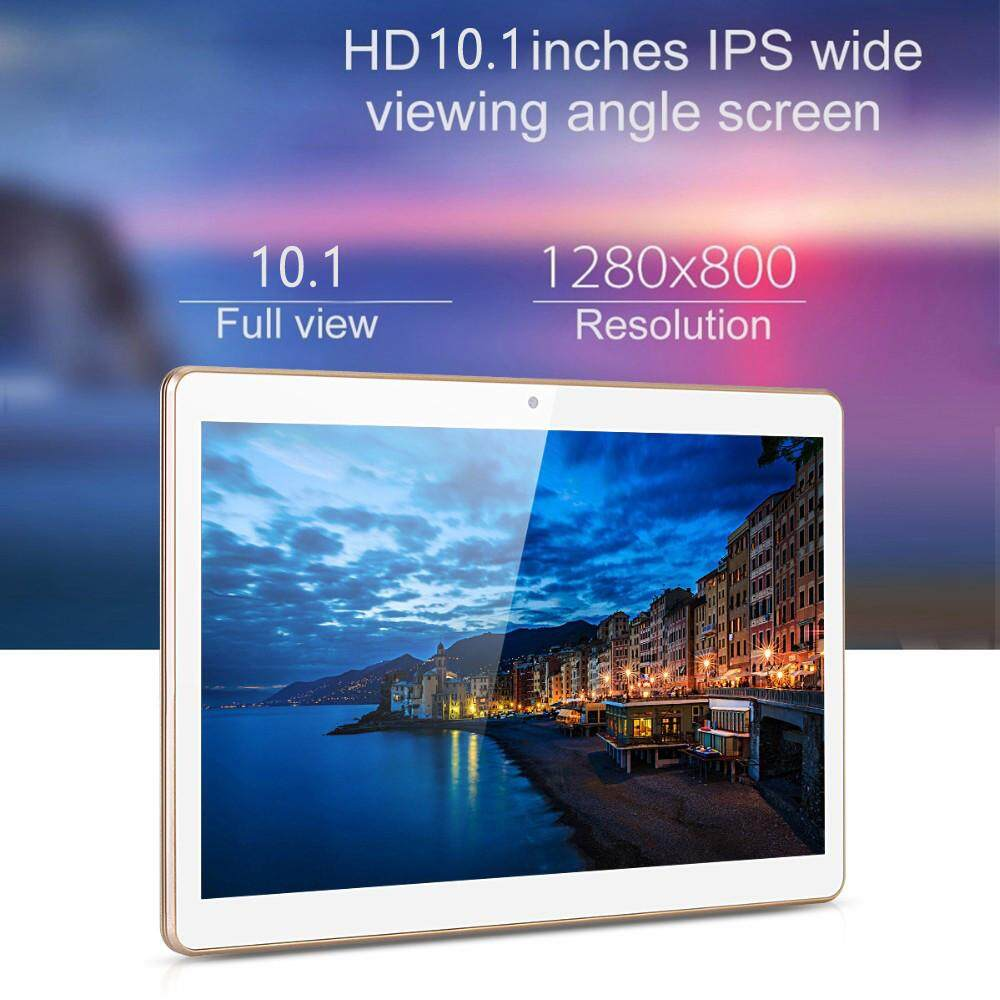Bnenesmont 10 inch HD Dual SIM Camera 3G Quad Core Tablet PC Android 4.4 1Gb+16GB Bluetooth Malaysia